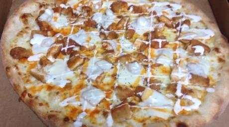 Buffalo Chicken Pizza