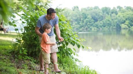 Outdoor Activities - Fishing