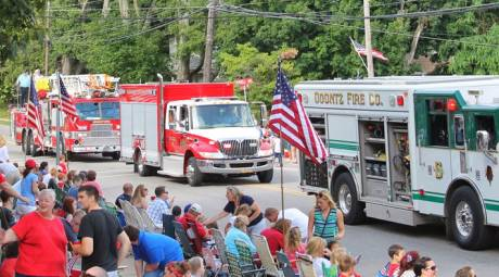 Glenside July 4 Parade