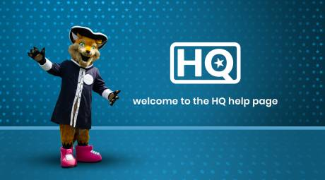 HQ help page