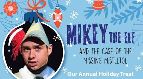 Mickey the Elf