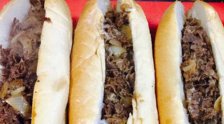 AFFAMATOS CHEESESTEAKS