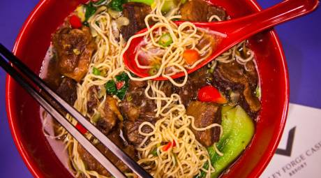 Valley Forge Casino Restaurants - Asianoodle