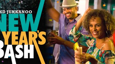 Bahama Breeze New Year's Bash