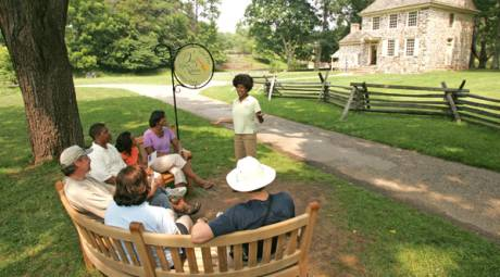 Summer Programming - Storytelling Benches