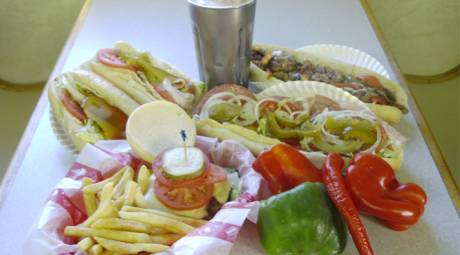 COSTA DELI & GINA'S AMAZING GOURMET CUPCAKES