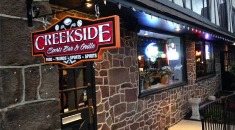 CREEKSIDE SPORTS BAR