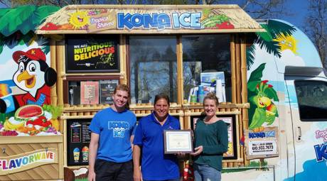 KONA ICE KING OF PRUSSIA