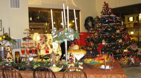 Landsdale Holiday Tree Display