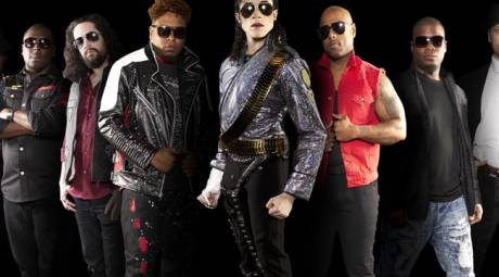 Michael Jackson Cover Band