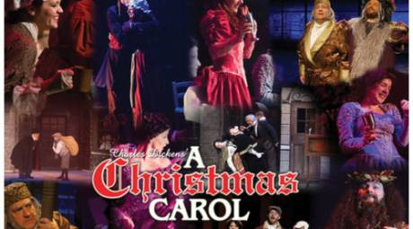 A Christmas Carol Sellersville Theater
