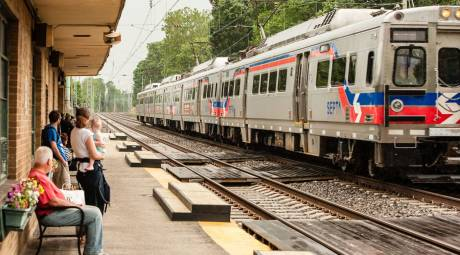 Septa station