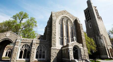 RELIGIOUS SITES - WASHINGTON MEMORIAL CHAPEL