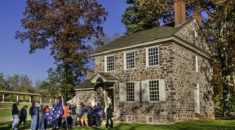 Fall Foliage - Washington's Headquarters