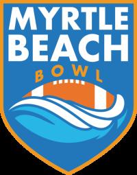 Myrtle Beach Bowl logo