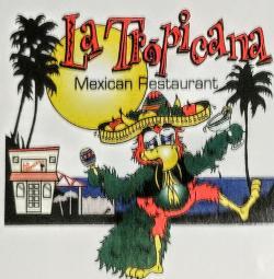 LA TROPICANA logo