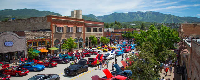Rocky Top Auto >> Rocky Mountain Mustang Car Roundup Steamboat Springs