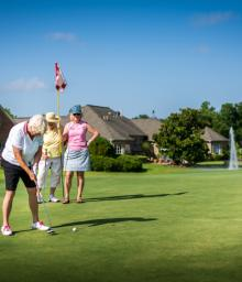 Golfing Daytrips