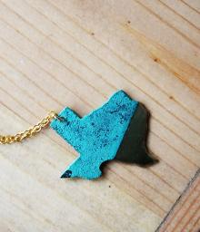 Texas<br>Necklace<br>