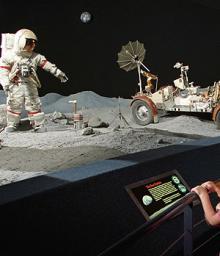 NASA Space Center Houston