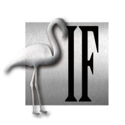 Iron Flamingo Logo