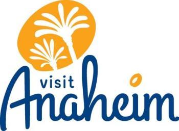 Visit Anaheim Logo