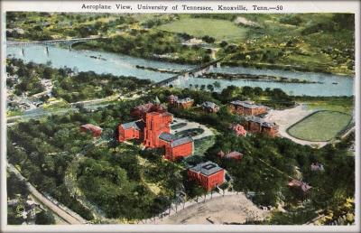 University of Tennessee Aerial Shot