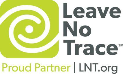 Leave No Trace Proud Partner Logo