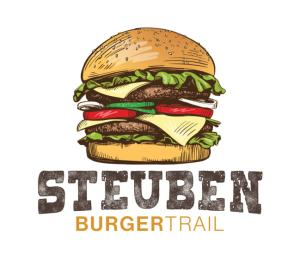 Steuben Burger Trail logo