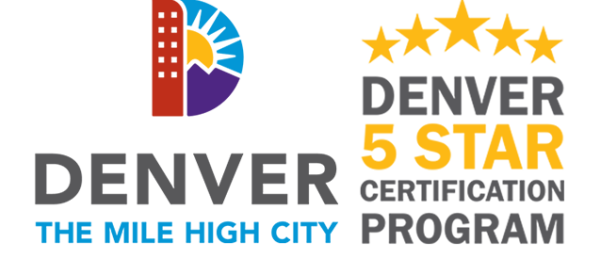 5 Star logo header