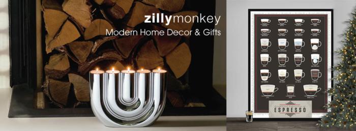 Zillymonkey Gifts Image Collage