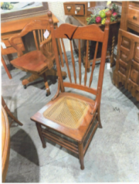 Relics Antique Mall Chair
