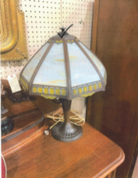Relics Antique Mall Lamp