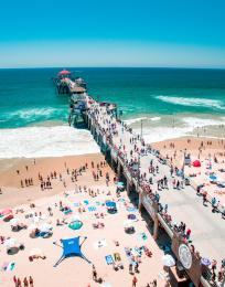 Huntington Beach Vans US Open of Surfing