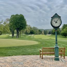 Rolex Clocktower Saucon Valley Country Club