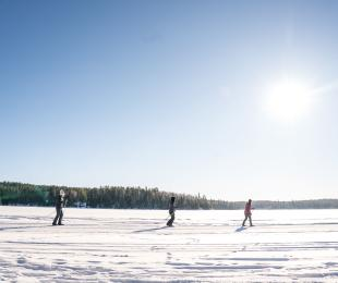 Whiteshell Cross Country Skiing