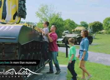 Uncover the Army's History in Cumberland Valley, PA