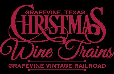 Christmas Wine Trains Logo