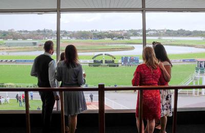 Perth Racing event at Ascot Racecourse