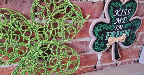 Crafters Gallery St. Patrick's Day