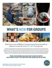 What's New For Groups