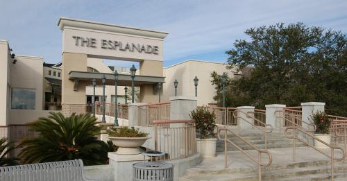 The Esplanade Mall