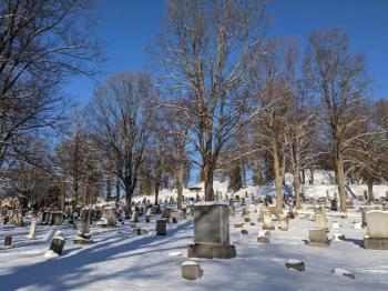 Fort Hill Cemetery - Auburn NY