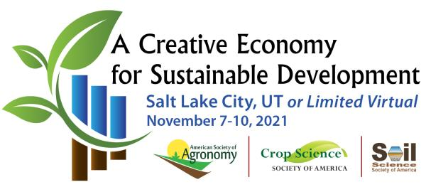 ASA/CSSA/SSSA 2021 logo