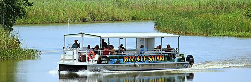 WildNative Tour Bout In Mobile, AL