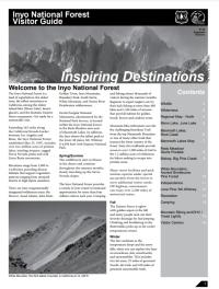 Inyo NF guide cover