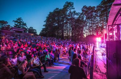 Greenfield Lake Concert