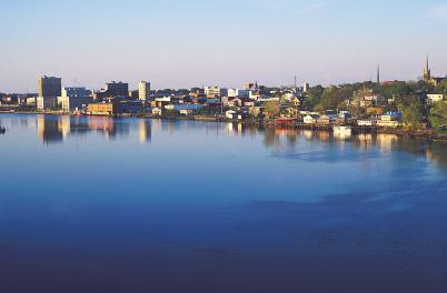 Wilmington Blue Riverfront