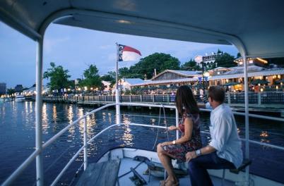 River Cruise ILM