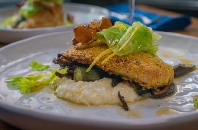 Pinpoint Restaurant dish